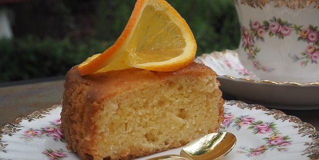 Рецепт апельсинового кекса в мультиварке